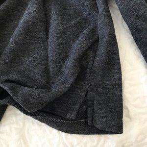 Dark grey crew neck Old Navy sweatshirt